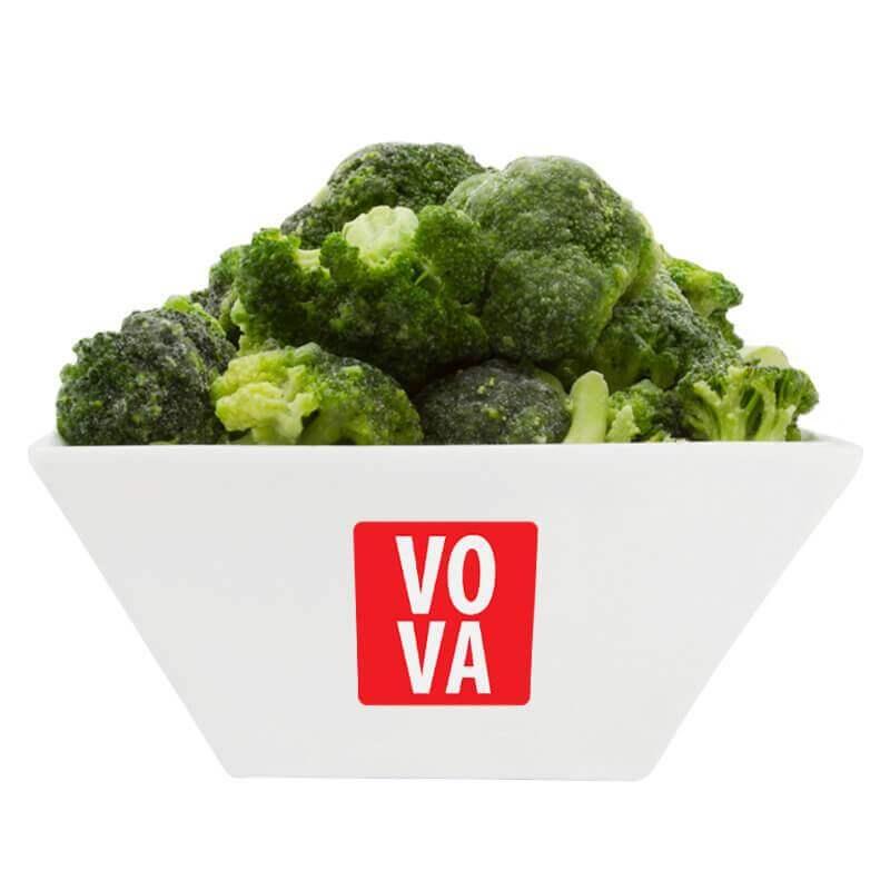 Брокколи замороженная VOVA фото