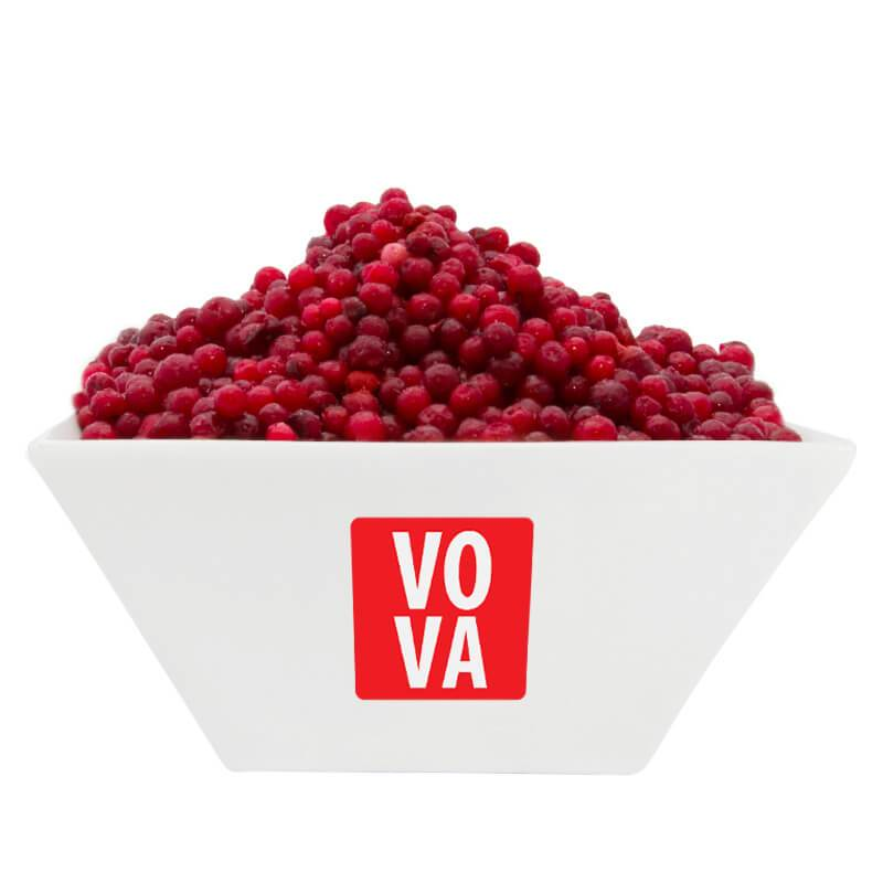 Брусника замороженная VOVA фото