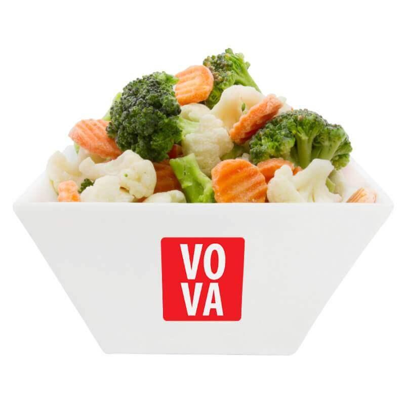 Овощная смесь Царский салат VOVA фото