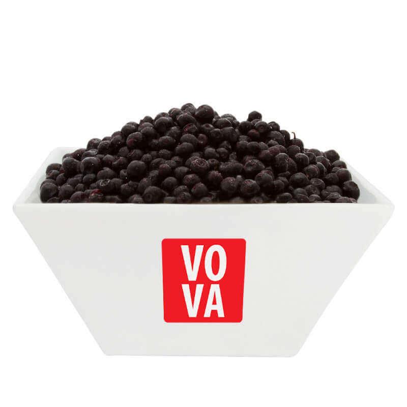 Черника замороженная VOVA фото