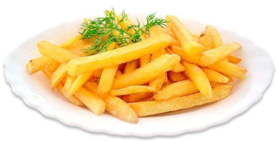 картофель фри картинка