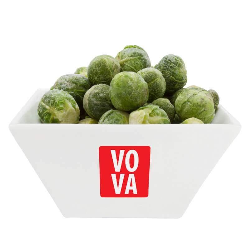 Брюссельская капуста замороженная VOVA фото