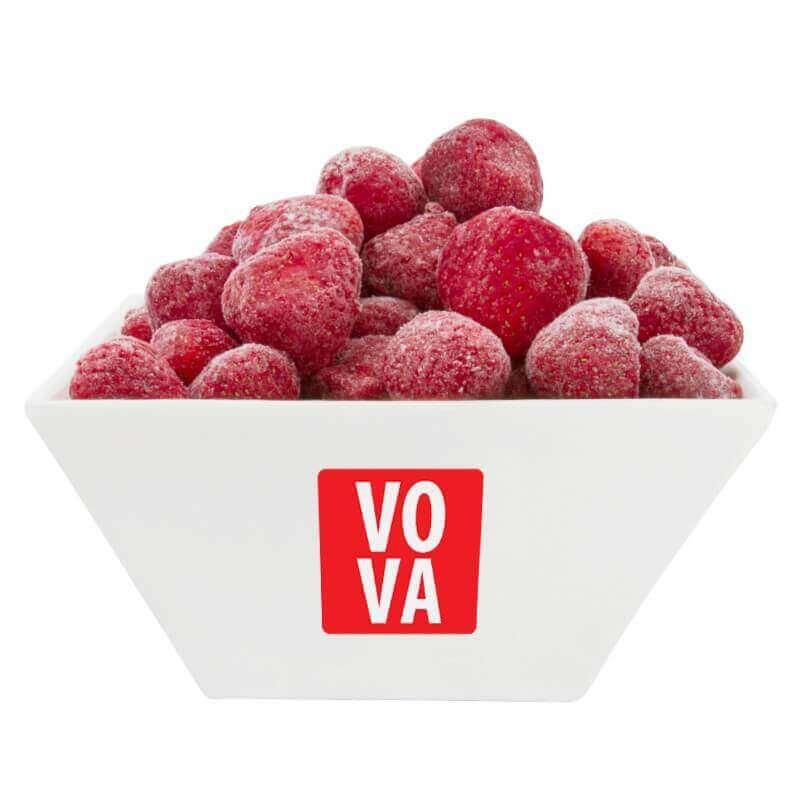 Клубника замороженная  VOVA фото