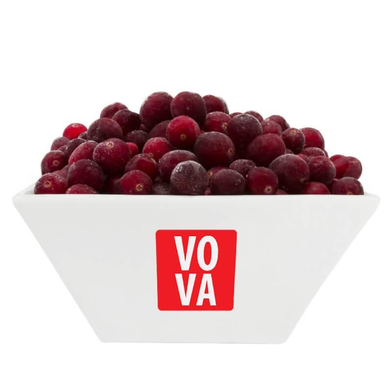 клюква замороженная Канада VOVA фото