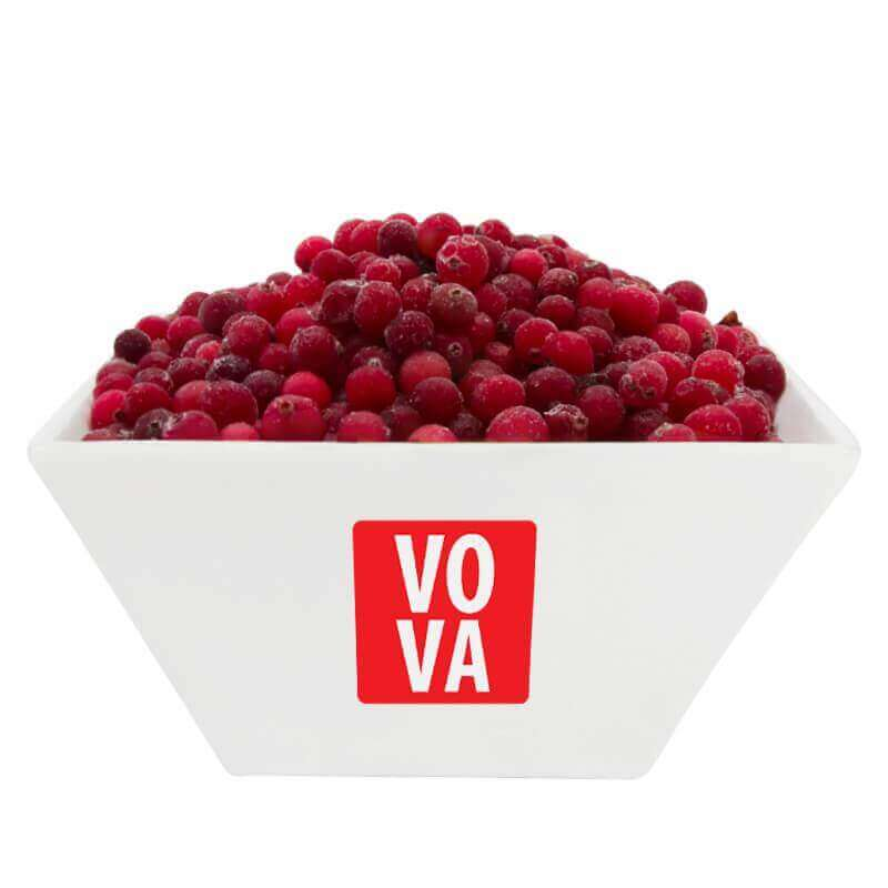 Клюква замороженная Украина VOVA фото
