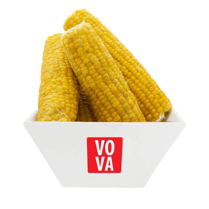 Кукуруза замороженная початки VOVA фото