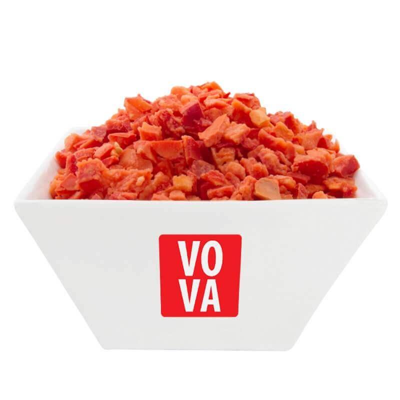 Перец замороженный кубик VOVA фото