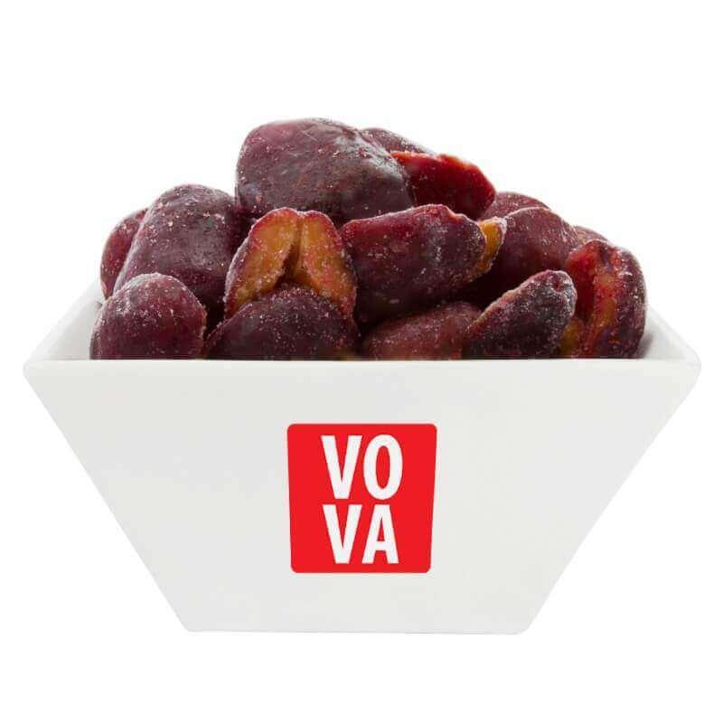 Слива замороженная половинки VOVA фото