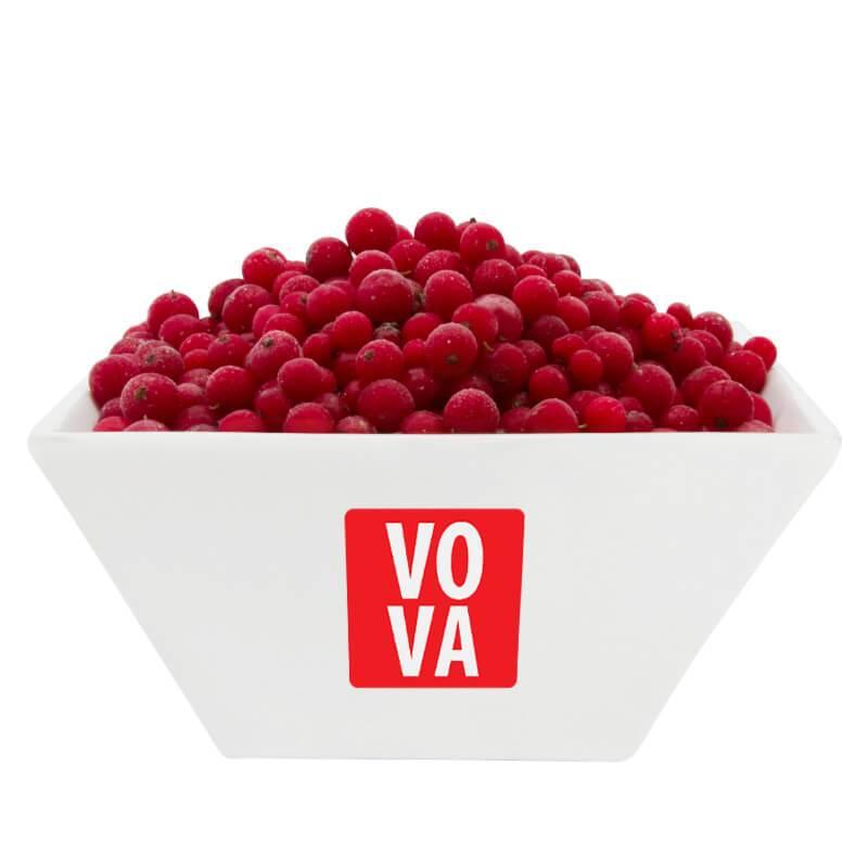 Красная смородина замороженная VOVA фото