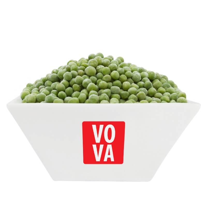 Зеленый горошек замороженный VOVA фото