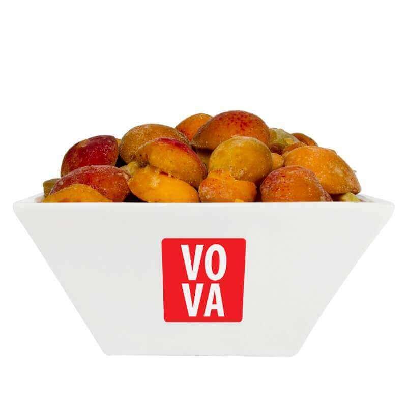 Абрикос половинки замороженный VOVA фото