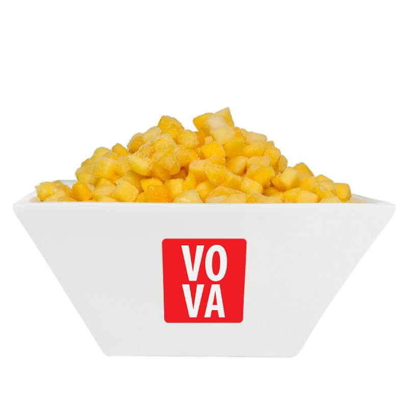 Манго замороженный кубик VOVA фото