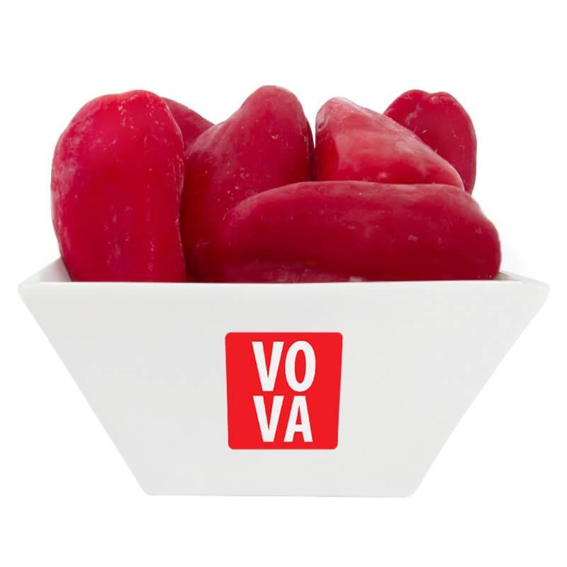 перец красный замороженный целый VOVA фото