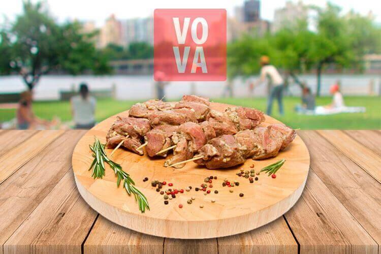 Фото мясо для шашлыка