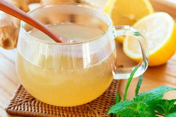 Очищение организма с помощью детокс-напитков