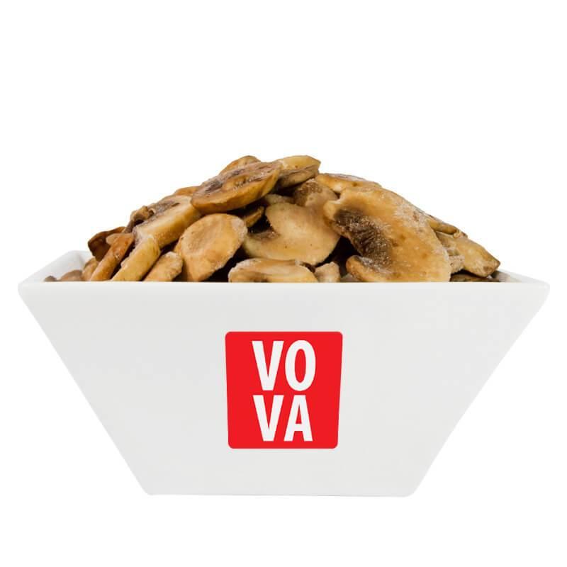 Шампиньоны замороженные резаные VOVA фото