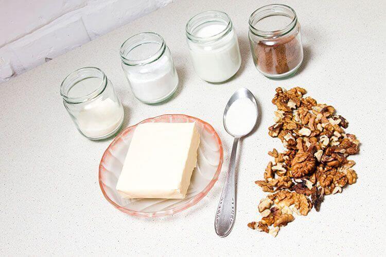 шоколадно ореховая паста ингредиенты картинка