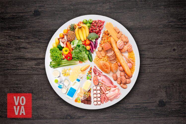 Оптимальные сочетания продуктов для здоровья человека