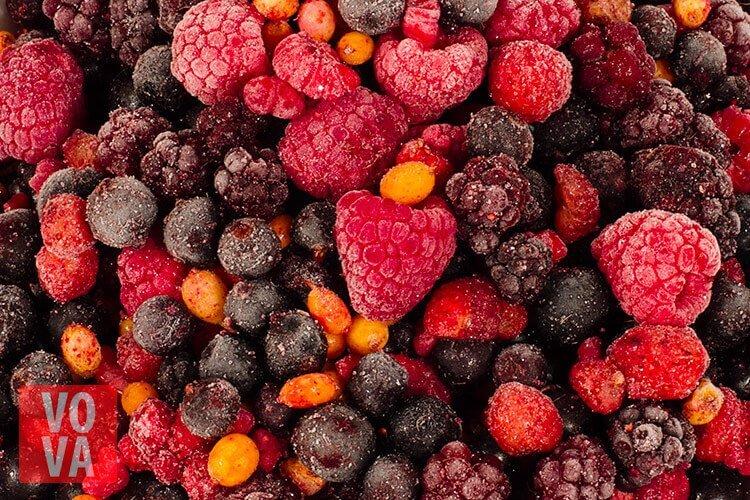осенние ягоды