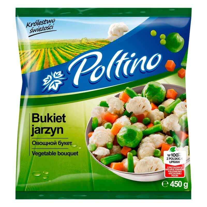 овощной букет 450г тм poltino