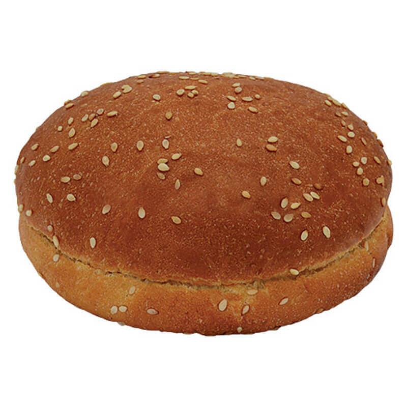 булочка для гамбургера картофельная с кунжутом 86г