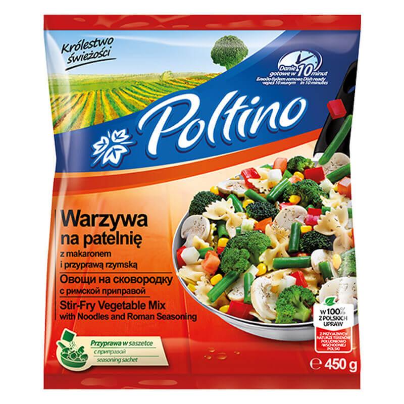 овощи на сковородку с римской приправой 450г тм poltino