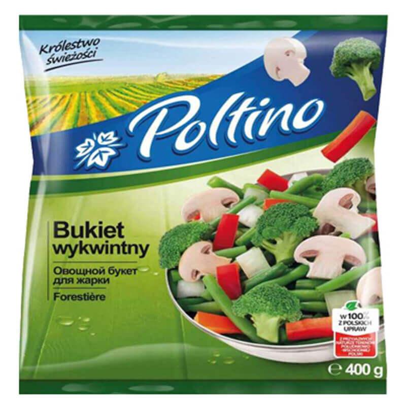 овощной букет для жарки 400г тм poltino