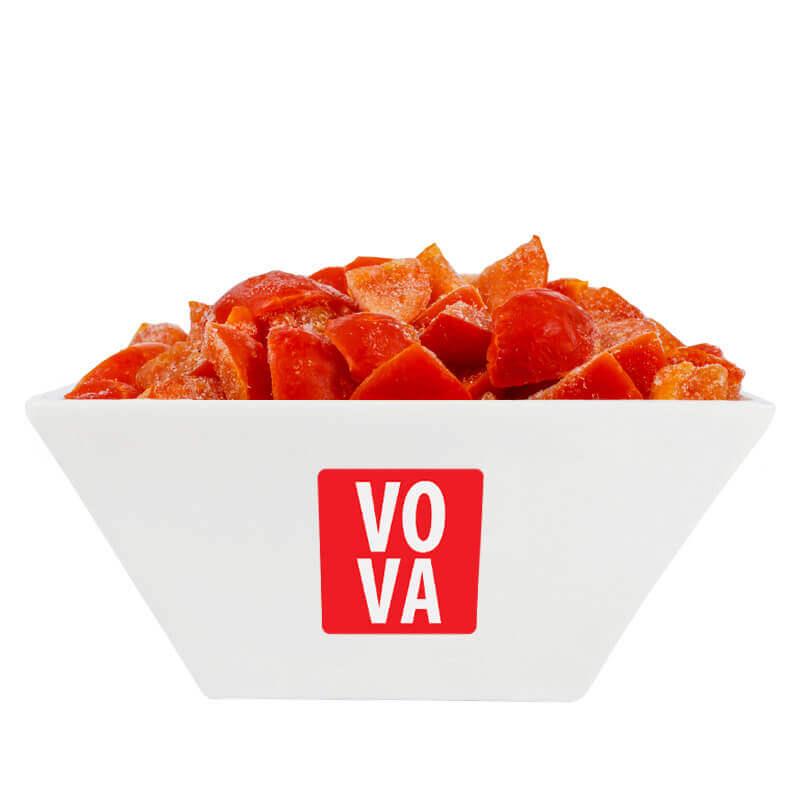 томат замороженный кубик