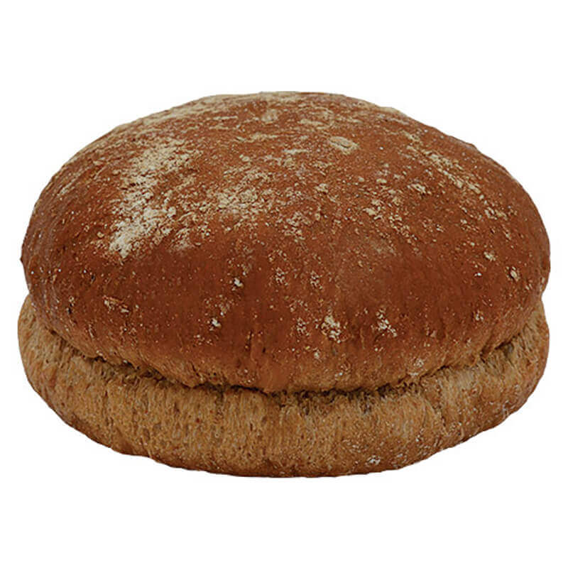 булочка для гамбургера зерновая 70а