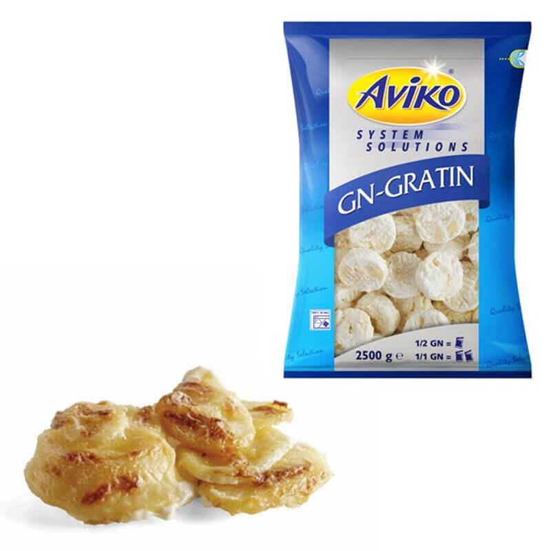 805961 картофельная запеканка gn gastro norm