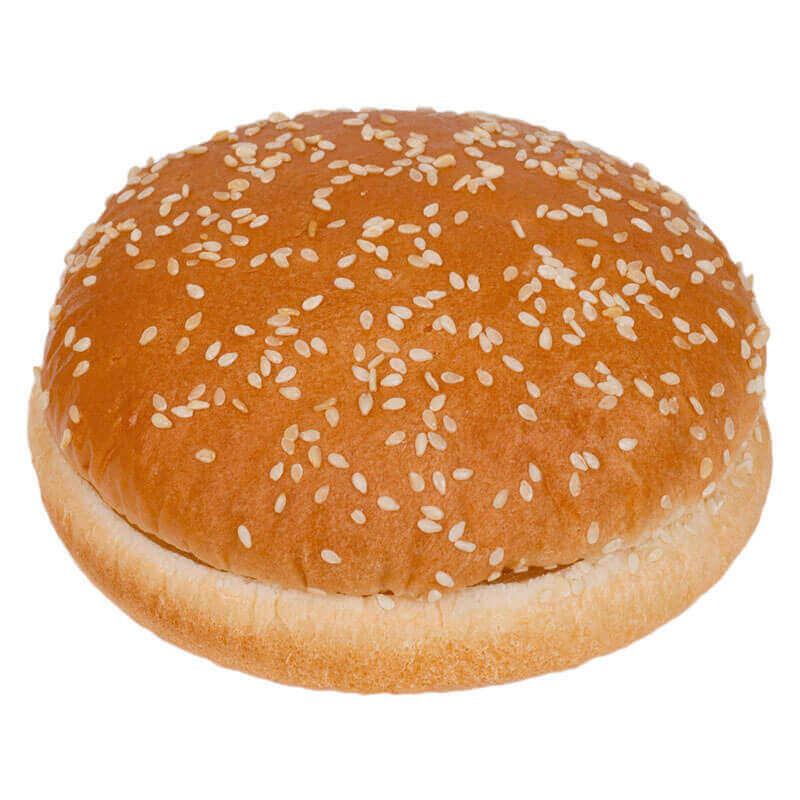 булочка для гамбургера с кунжутом 82г