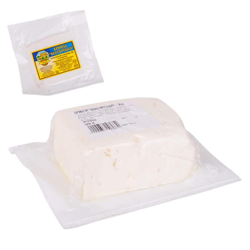 брынза болгарская вакуумная упаковка нак ~0,35кг