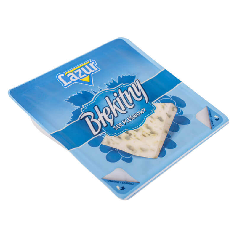сыр голубой с плесенью 50% тм lazur 100г