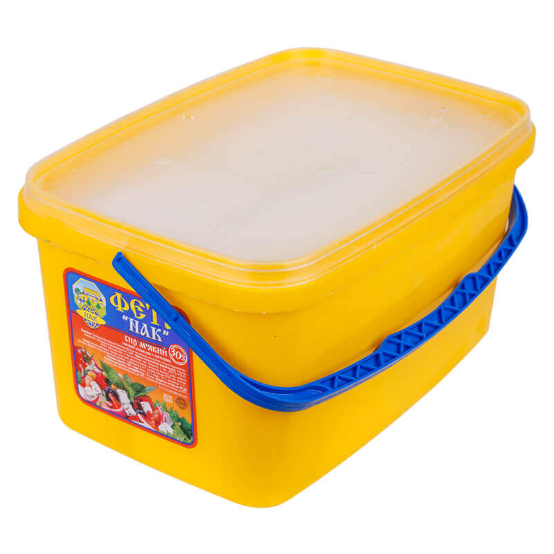 сыр мягкий фета нак в рассоле ~4,5кг