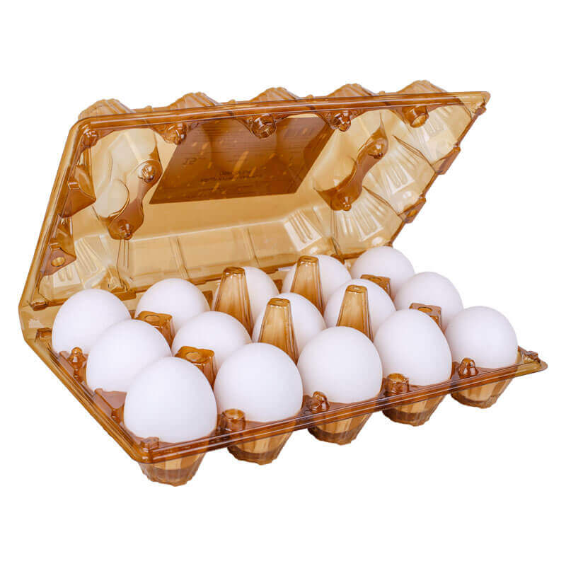 яйца куриные пищевые обработанные лоток 15шт