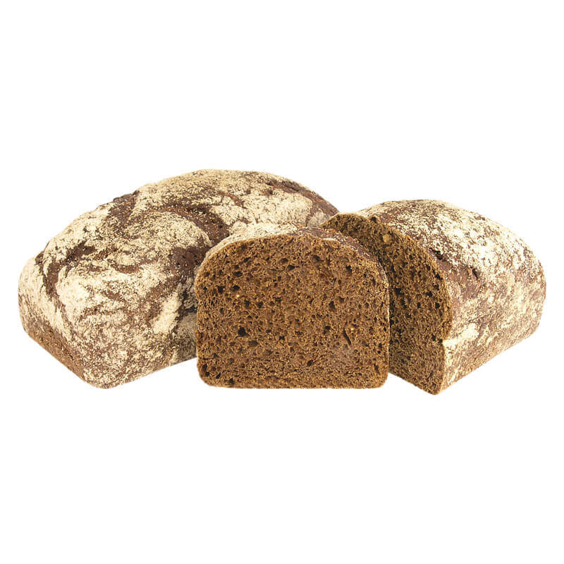 хлеб львовский ржаной с кориандром хлібпром 450г