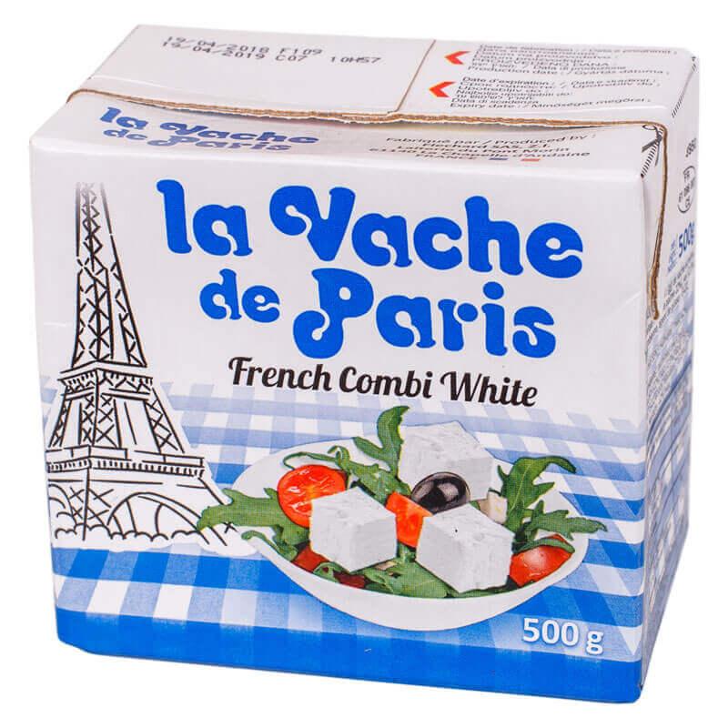 сыр фета парижская буренка la vache de paris тм flaschart 500г