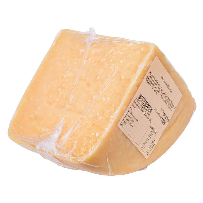 твердый сыр hard cheese 40% 36 месяцев тм leone