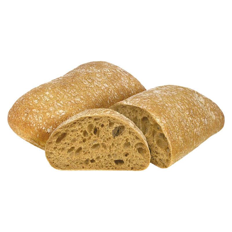 чиабатта пшенично-ржаная хлібпром 160г