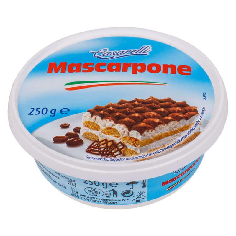 сыр маскарпоне casarelli 250г