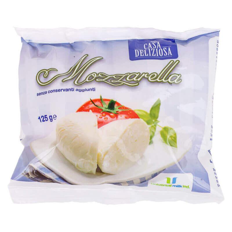 сыр моцарелла тм casa deliziosa 125г