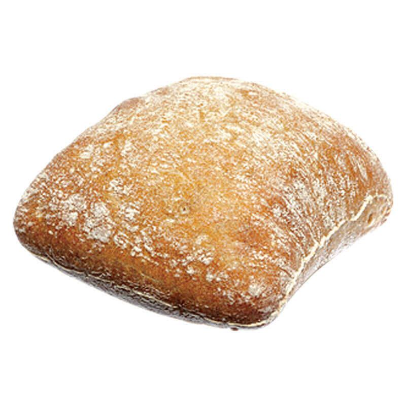 маленький темный итальянский хлебушек ciabatta тм mantinga 90г