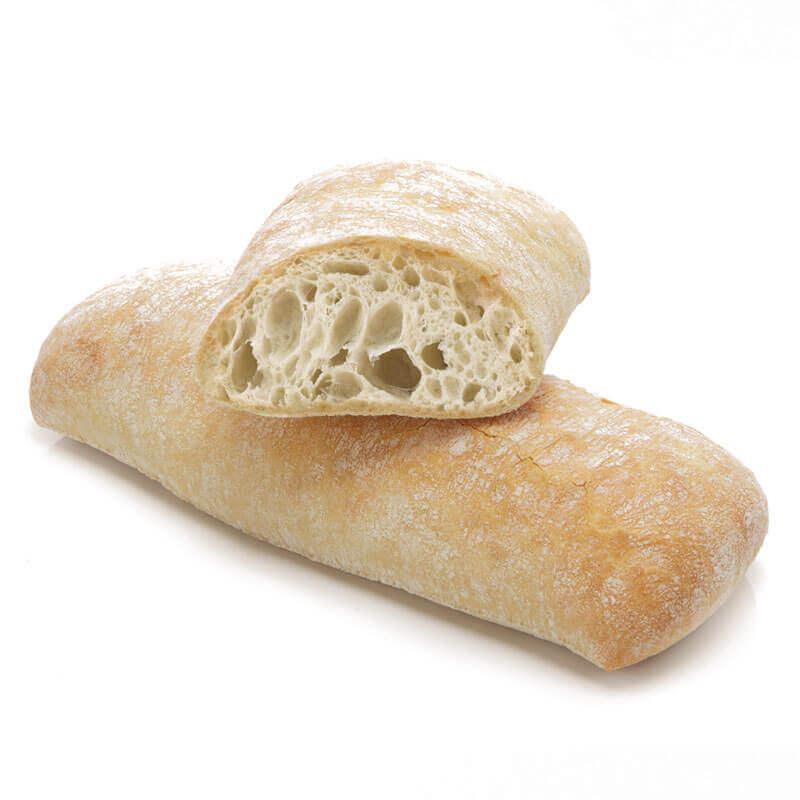 итальянский хлеб ciabatta тм mantinga 250г