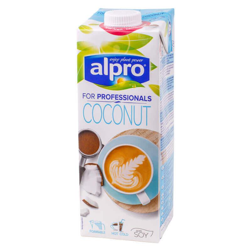 напиток кокосовый coconut для профессионалов alpro 1л