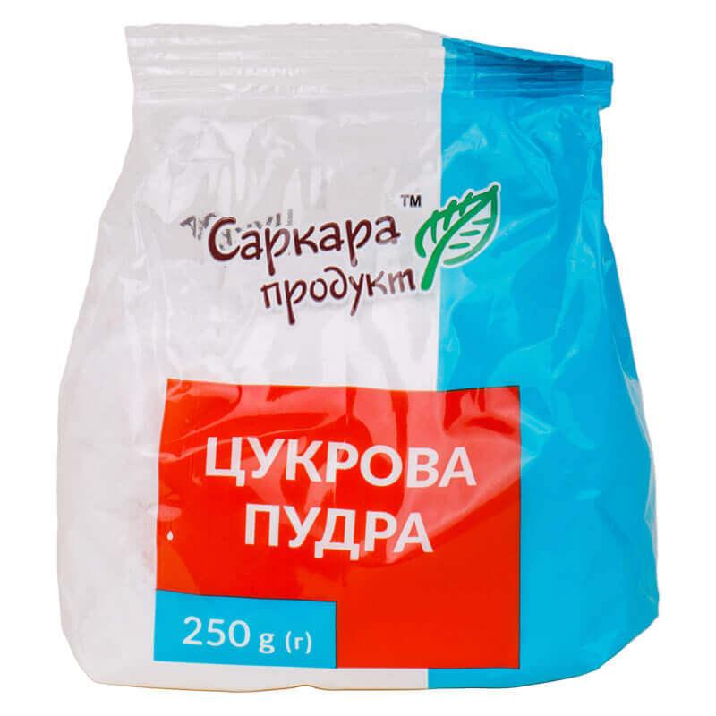 сахарная пудра тм саркара продукт 250г