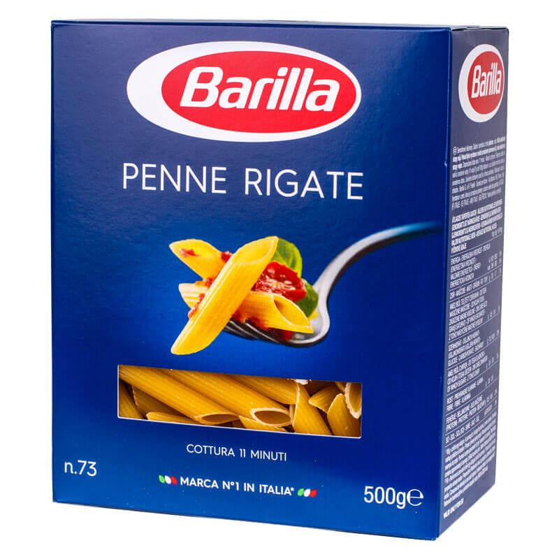 макароны пенне ригате 73 barilla 500г