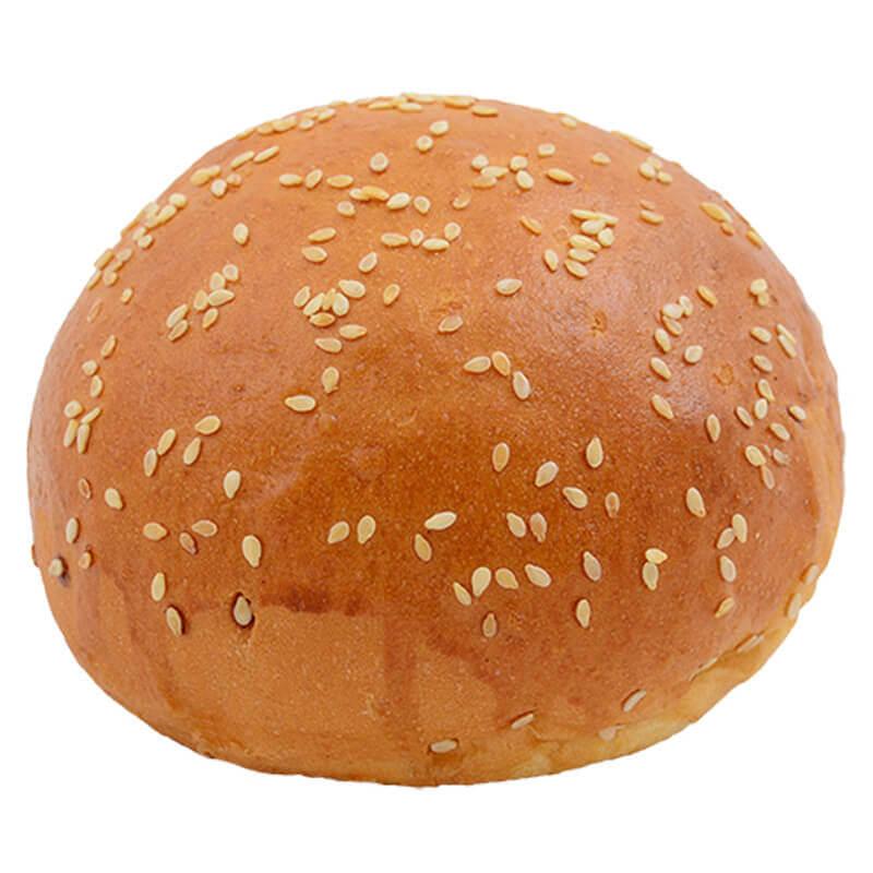 булочка для гамбургера с кунжутом тм алдея 70L