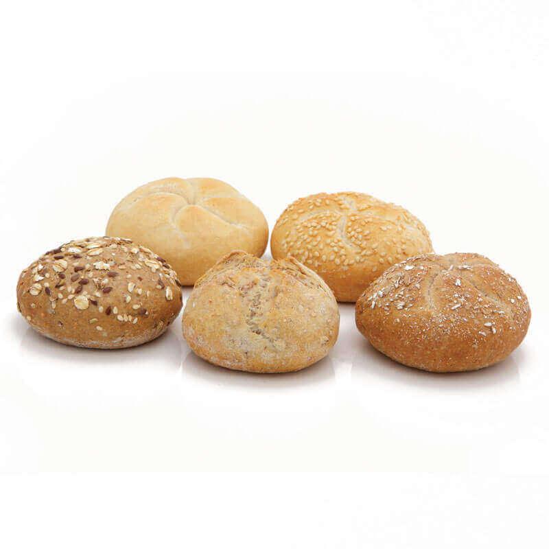 мини-хлебушки в ассортименте тм mantinga 35г