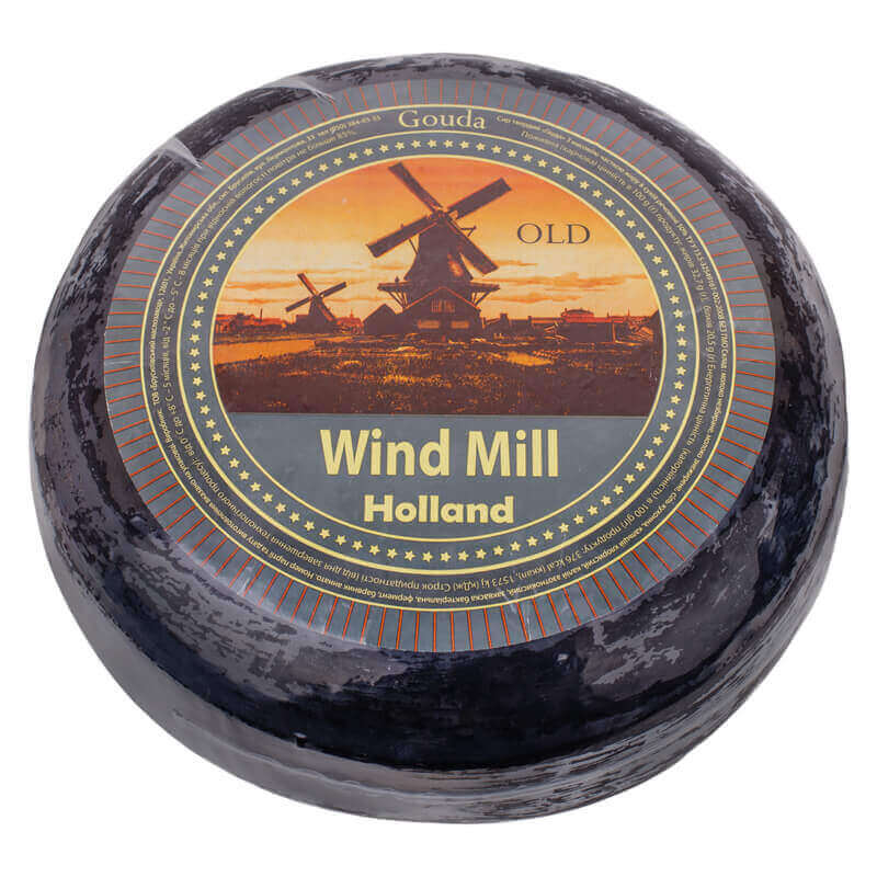 сыр гауда 50% более 8 месяцев выдержки wind mill