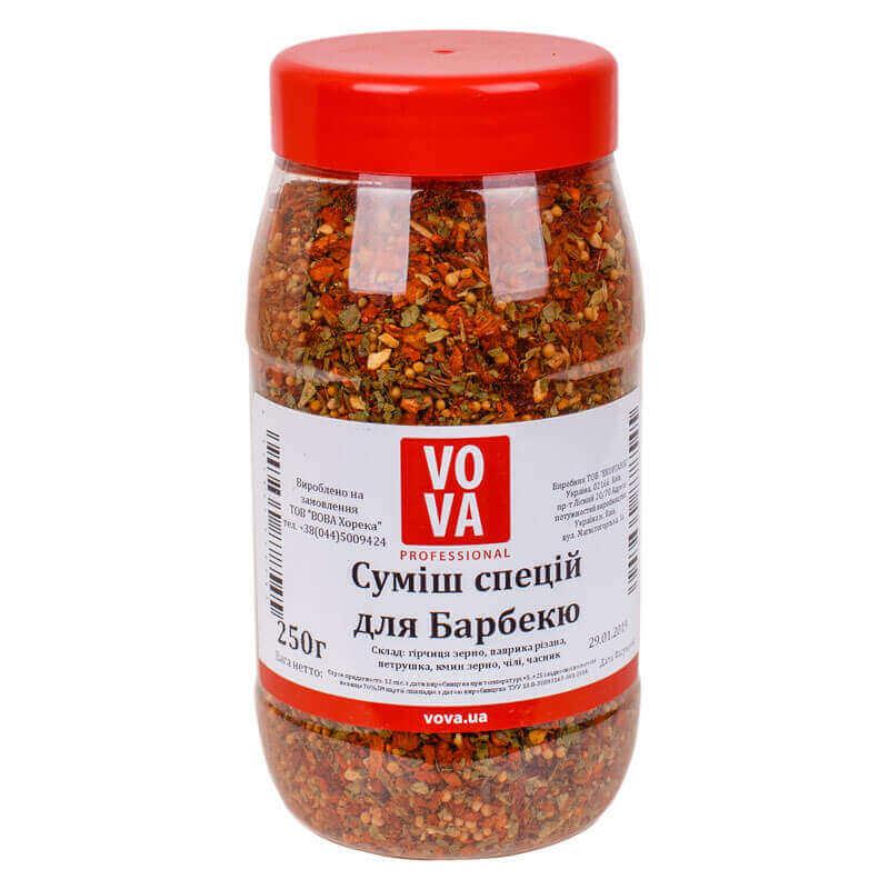 смесь специй для барбекю vova 250г